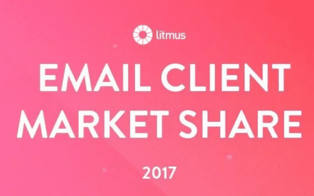 The 2017 Email Client Market Share