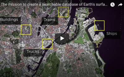 An amazing searchable database of Earth's surface | TedTalk