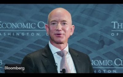 Insightful Interview with Jeff Bezos, Amazon CEO