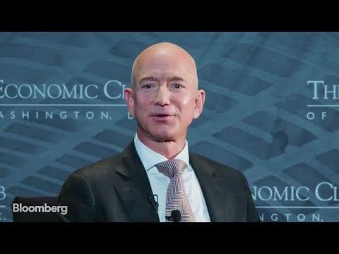 Insightful Interview with Jeff Bezos, Amazon CEO