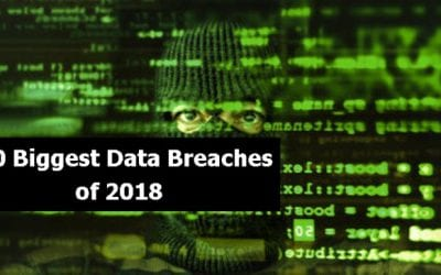 The 10 Biggest Data Breaches of 2018